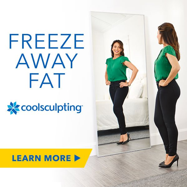 Hourglass Figures CoolSculpting